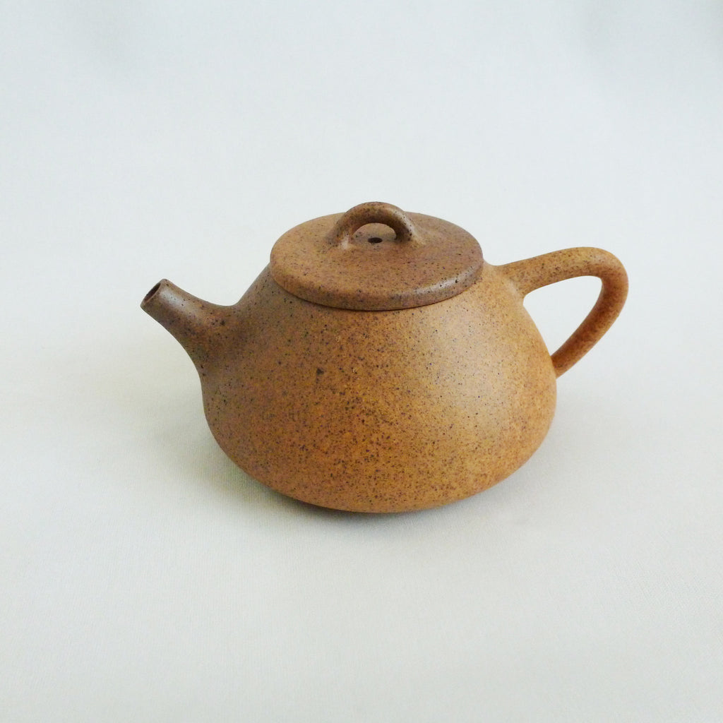 Handmade Ombre Speckled Yixing Teapot