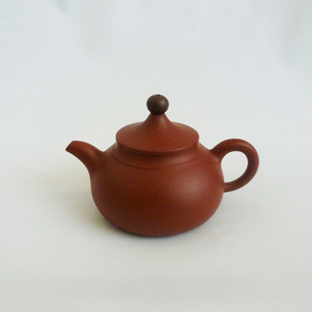 Ball Top Yixing Teapot