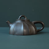 Carved Yixing Teapot