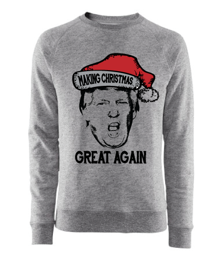 Making Christmas Great Again Sweatshirt