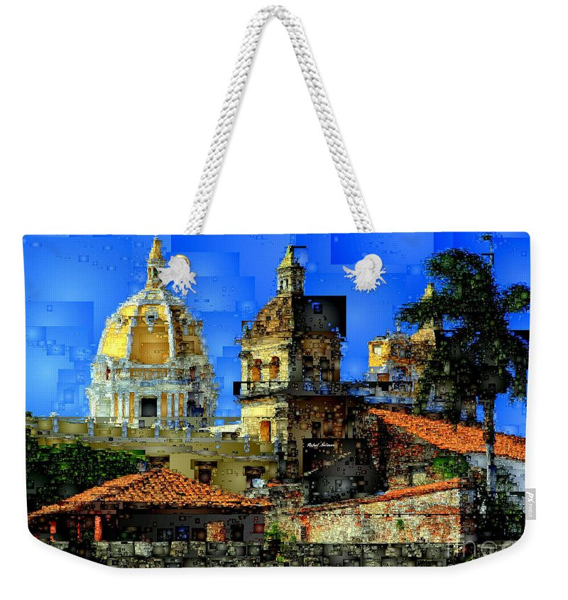 Weekender Tote Bag - Cartagena Colombia