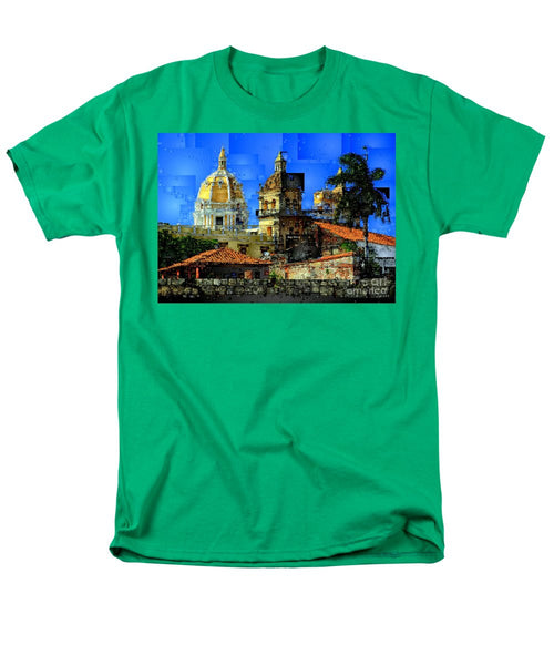 Men's T-Shirt  (Regular Fit) - Cartagena Colombia