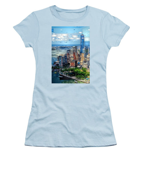 Women's T-Shirt (Junior Cut) - Chicago. Illinois