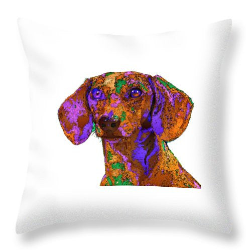 Throw Pillow - Chloe. Pet Series