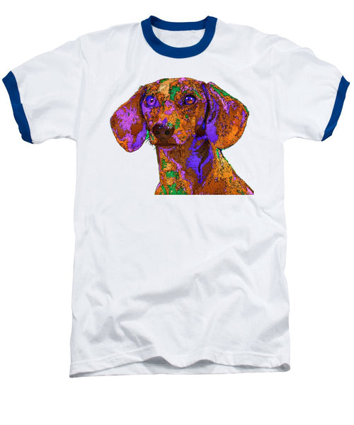 Baseball T-Shirt - Chloe. Pet Series