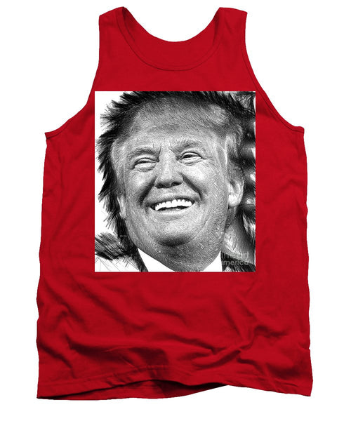 Tank Top - Donald J. Trump