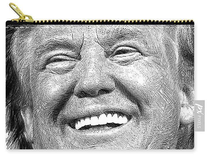 Carry-All Pouch - Donald J. Trump