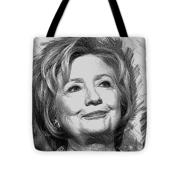 Tote Bag - Hillary Clinton