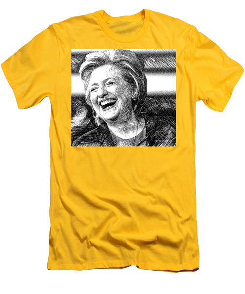Men's T-Shirt (Slim Fit) - Hillary Rodham Clinton
