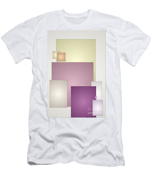 Men's T-Shirt (Slim Fit) - Lavender