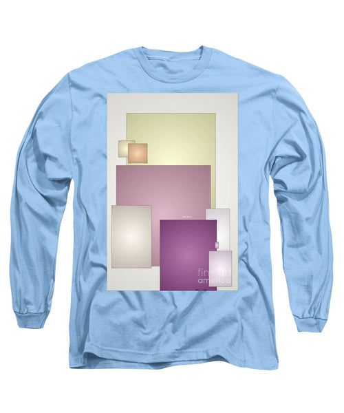 Long Sleeve T-Shirt - Lavender