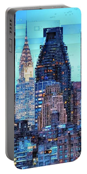 Portable Battery Charger - New York City