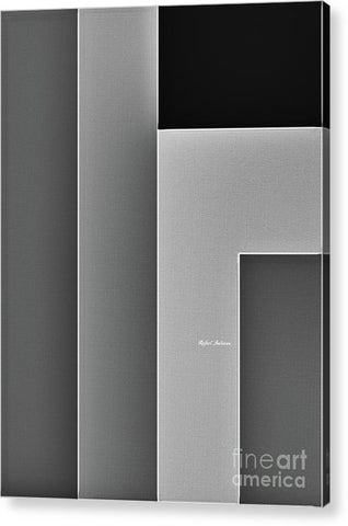 Shades Of Grey - Acrylic Print