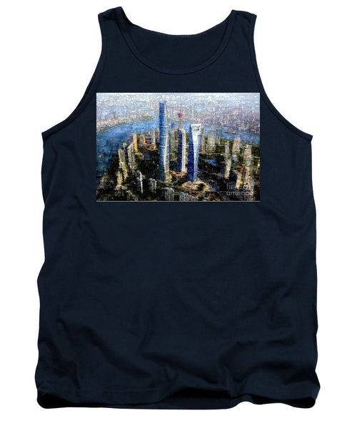 Tank Top - Shanghai, China