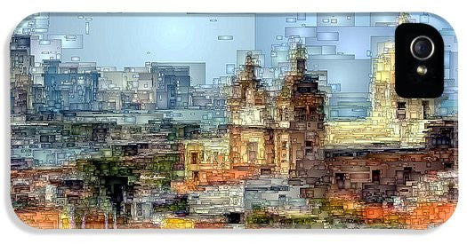 Phone Case - The Walled City In Cartagena De Indias Colombia