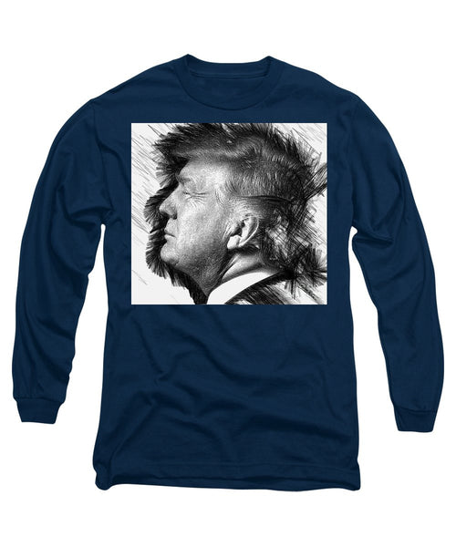 Long Sleeve T-Shirt - Donald J. Trump