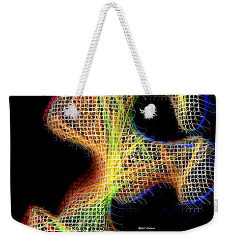 Weekender Tote Bag - 3d Abstract 711