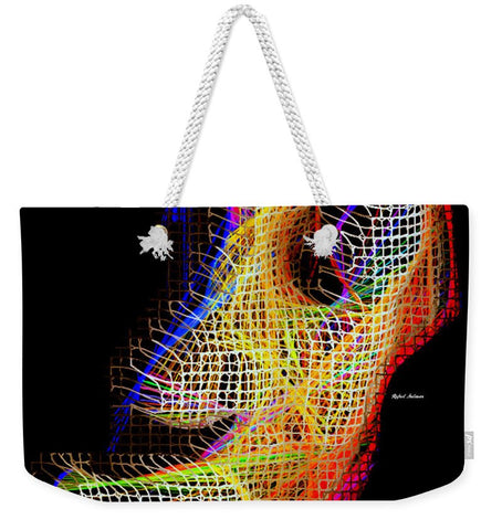 Weekender Tote Bag - 3d Abstract