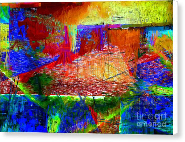 Canvas Print - Abstract 0118