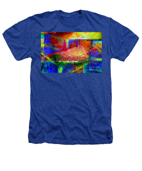 Heathers T-Shirt - Abstract 0118