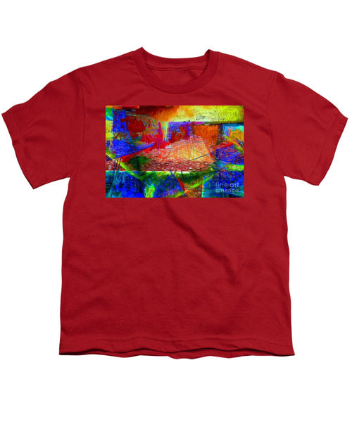 Youth T-Shirt - Abstract 0118