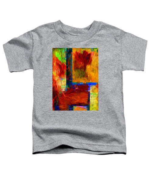 Toddler T-Shirt - Abstract 0119