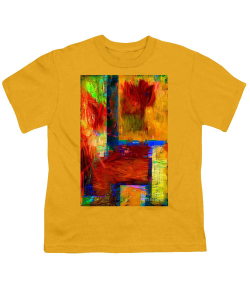 Youth T-Shirt - Abstract 0119