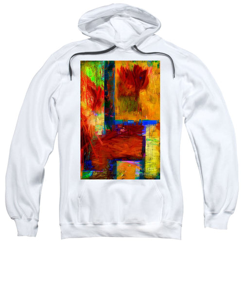 Sweatshirt - Abstract 0119