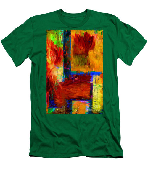 Men's T-Shirt (Slim Fit) - Abstract 0119