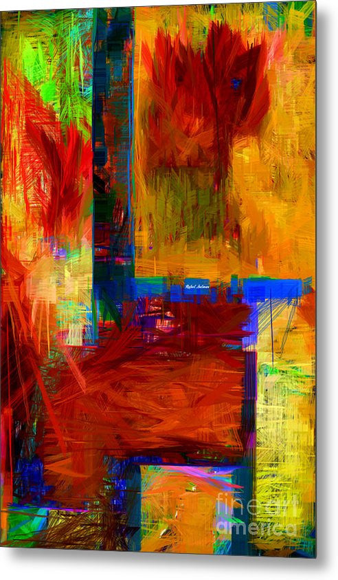 Metal Print - Abstract 0119