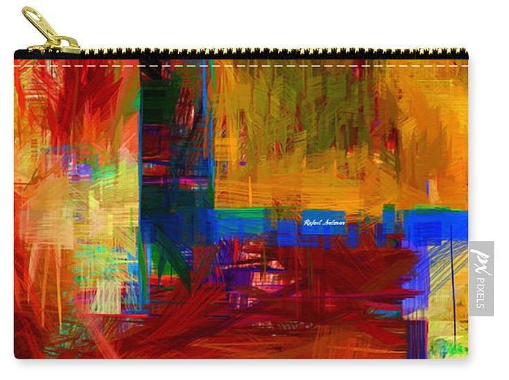 Carry-All Pouch - Abstract 0119