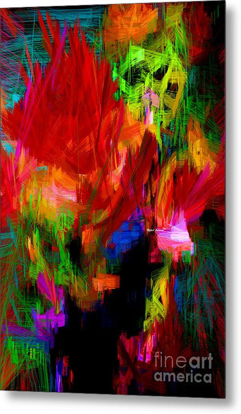 Metal Print - Abstract 0140