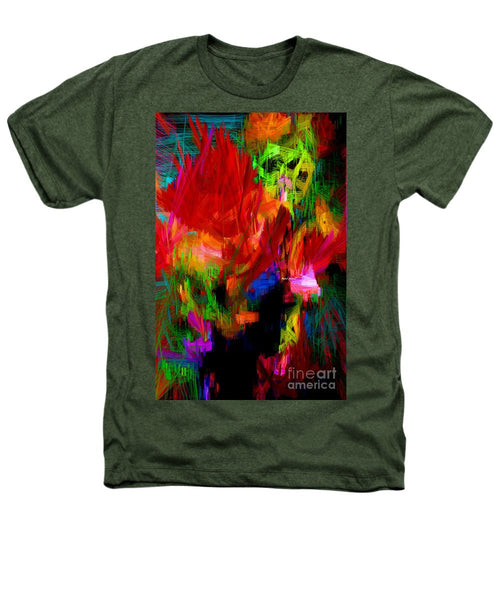 Heathers T-Shirt - Abstract 0140
