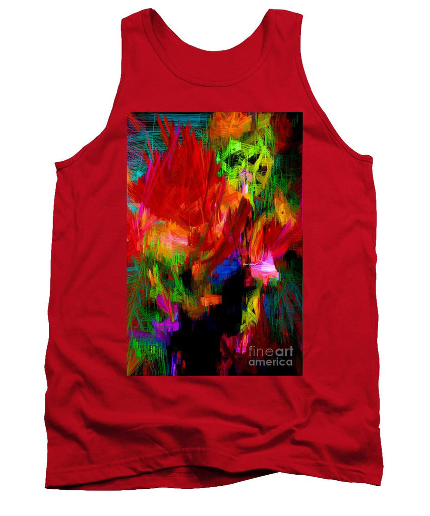 Tank Top - Abstract 0140