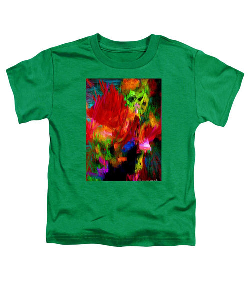 Toddler T-Shirt - Abstract 0140