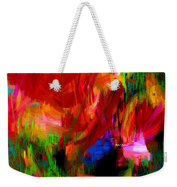 Weekender Tote Bag - Abstract 0140