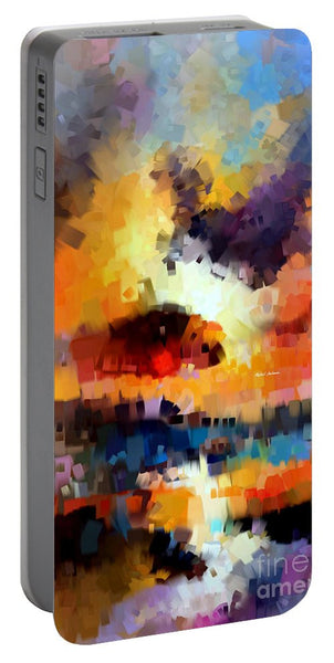 Portable Battery Charger - Abstract 030