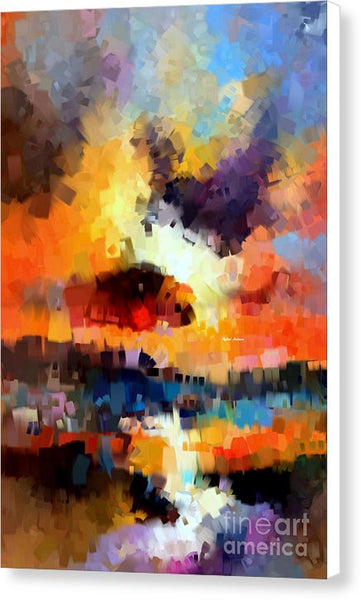 Canvas Print - Abstract 030