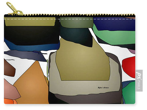 Carry-All Pouch - Abstract 0688