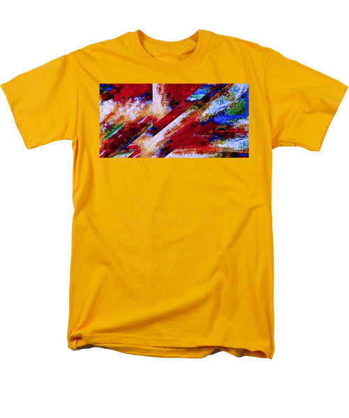 Men's T-Shirt  (Regular Fit) - Abstract 0713