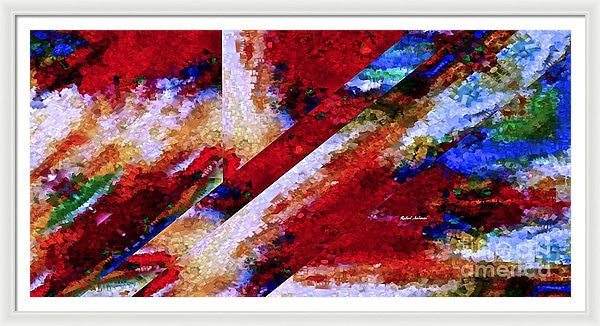 Framed Print - Abstract 0713
