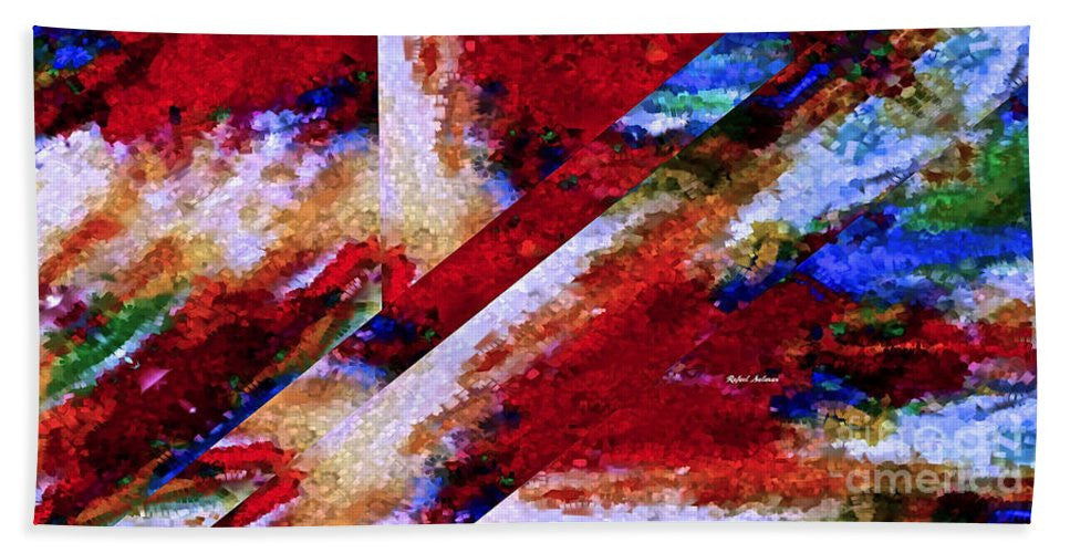 Towel - Abstract 0713