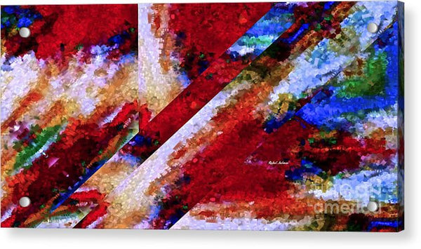 Acrylic Print - Abstract 0713
