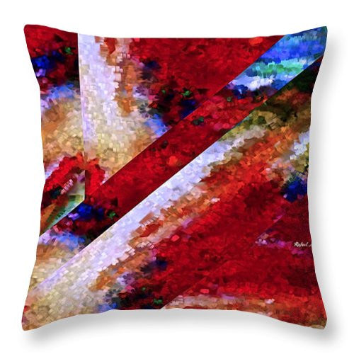 Throw Pillow - Abstract 0713