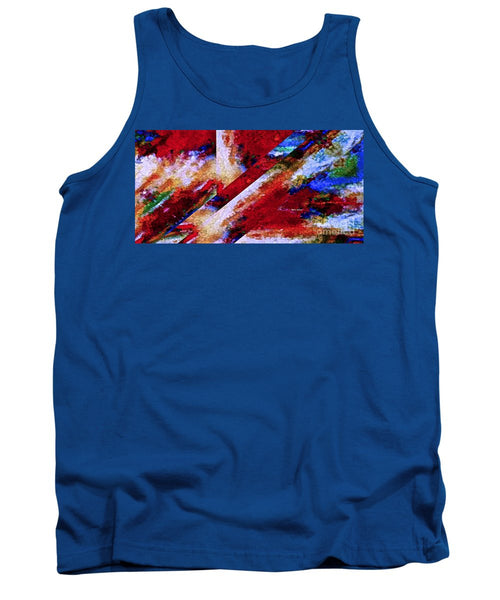 Tank Top - Abstract 0713