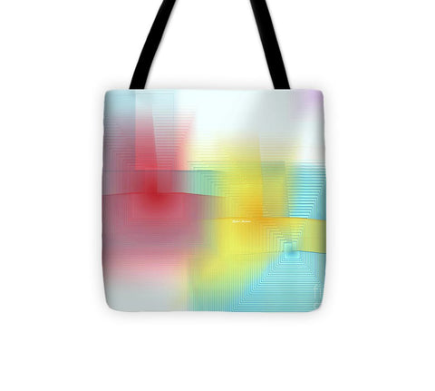 Tote Bag - Abstract 1602