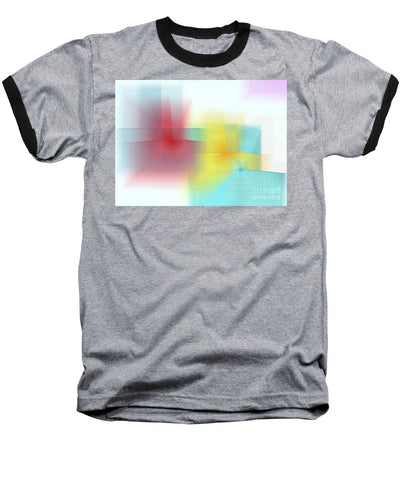 Baseball T-Shirt - Abstract 1602
