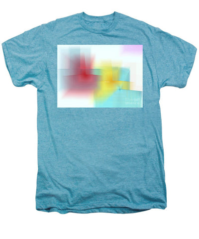 Men's Premium T-Shirt - Abstract 1602