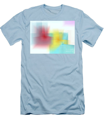 Men's T-Shirt (Slim Fit) - Abstract 1602