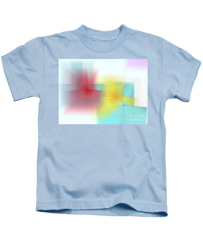 Kids T-Shirt - Abstract 1602